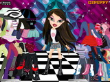 Bratz Jade Dress Up - Скриншот 2