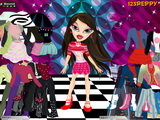 Bratz Jade Dress Up - Скриншот 3