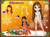 Bratz New Year - Скриншот 1