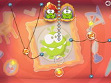 Cut the Rope 2 Time Travel - Скриншот 1