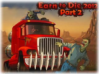 Дави Зомбі earn to die 2012 part 2 �г�а онлайн